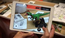 Augmented Reality example