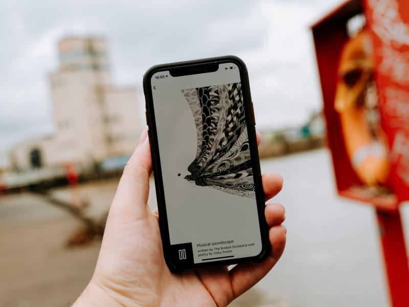 2019-08-28 Broken Orchestra - Fair Winds River Walk (4) App